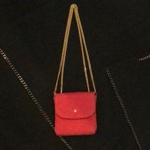 Authentic Chanel Micro Mini Chain Bag